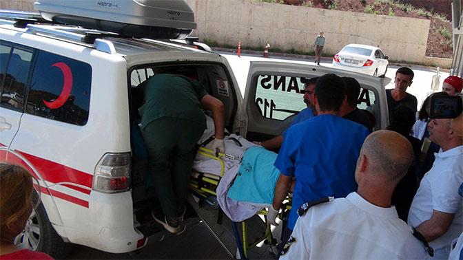 Автобус влетел вдеревья вТурции: 11 погибших, 44 раненых