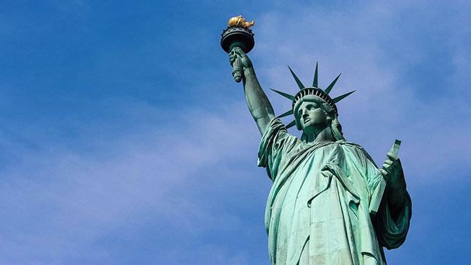 Статую Свободы вСША закрыли для посещения