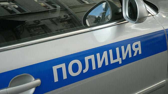 Инкассаторская машина перевернулась в центре Москвы