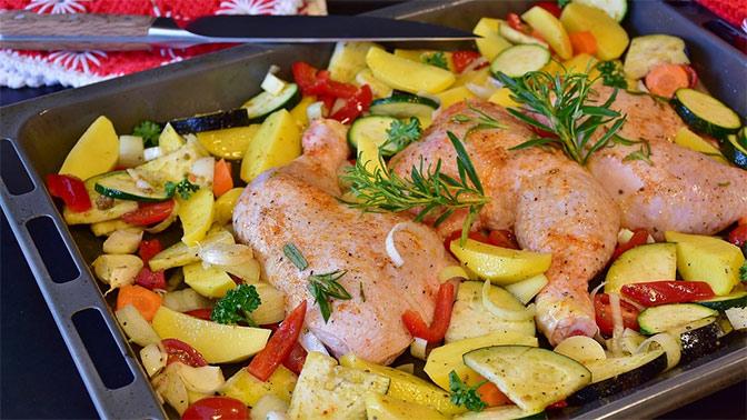 Куриное мясо с антибиотиками: за и против