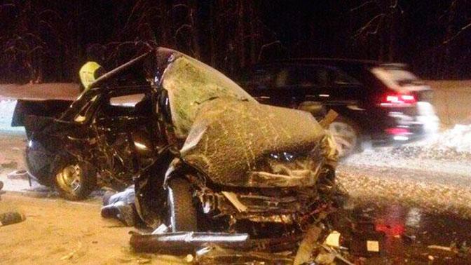 Два человека погибли итрое пострадали вДТП вТатарстане