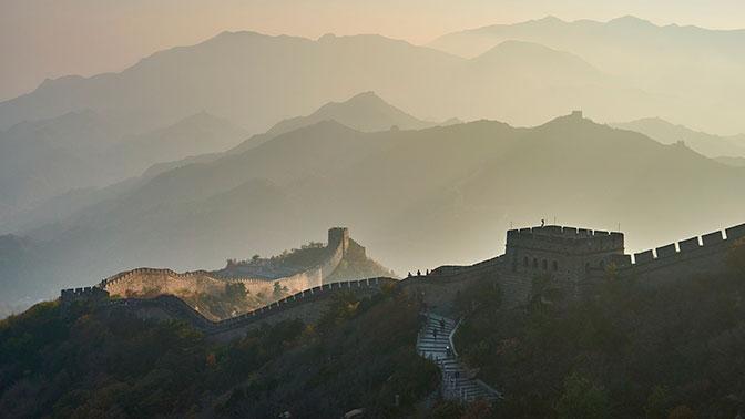 Новая «Великая стена» спасет КНР оттерроризма