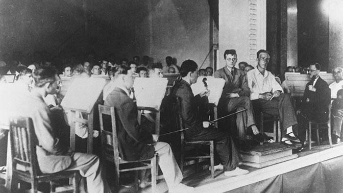 В Петербурге оцифруют партитуру «блокадной симфонии» Шостаковича