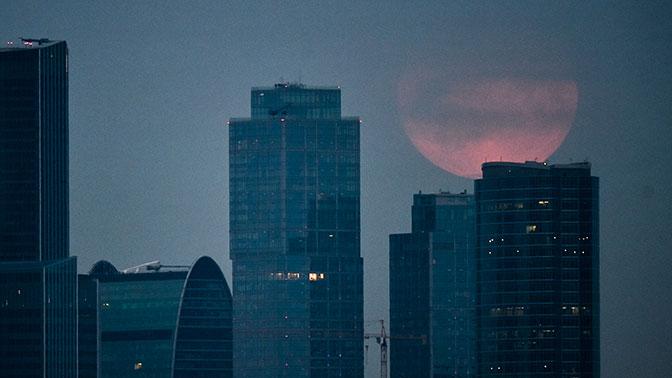Жители России увидят редкое «красное суперлуние» 31 января