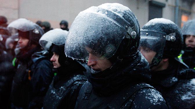 Руководитель МВД Украины призвал Нацполицию иНацгвардию готовиться кработе вДонбассе