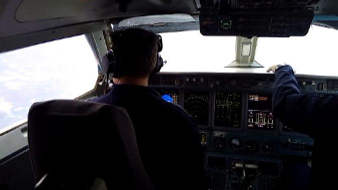 Самолеты МЧС вернулись набазу после поисков судна «Восток» вЯпонском море