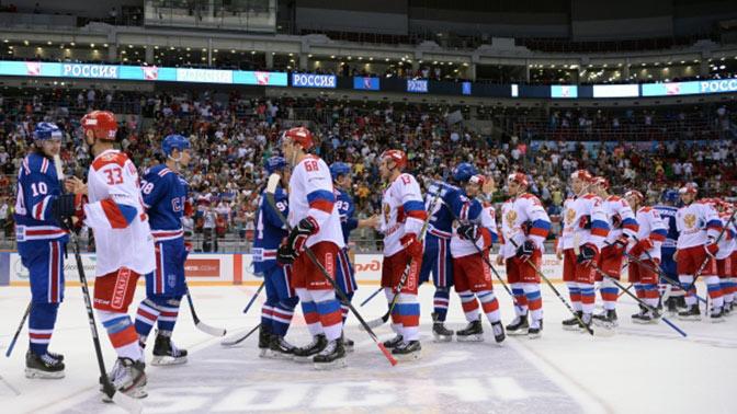 Хоккейная сборная из России назвала причину пропуска открытия Олимпиады в Пхенчхане