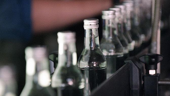 В РФ планируют перевести производство спиртного наотечественное оборудование