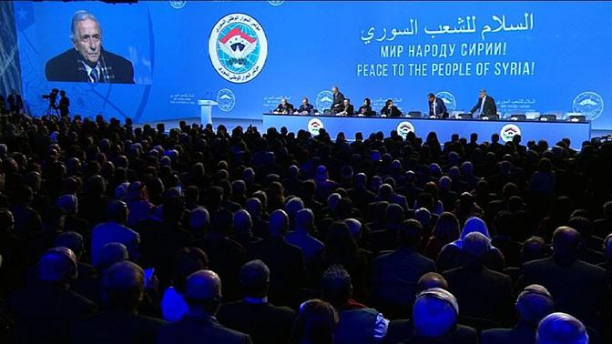 Косачев осирийском съезде  вСочи: этот формат незаменит Женеву