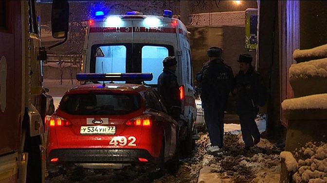 Авария в москве с участием порше