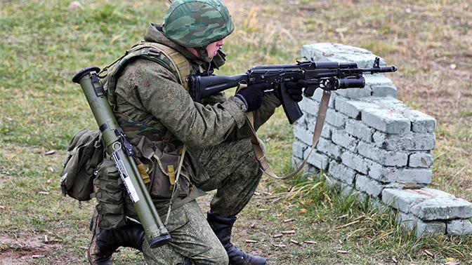 Российский АК-74М признали одним из лучших автоматов на планете