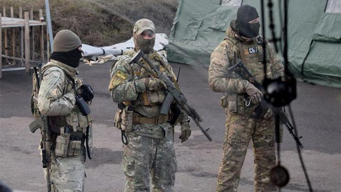 В ДНР заявили о прибытии британских инструкторов для подготовки диверсантов ВСУ