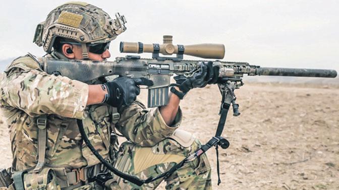 ВСУ уличили в продаже снайперских винтовок НАТО ополченцам ДНР