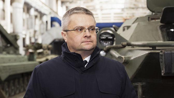 Руководитель «Укроборонпрома» Романов подал вотставку