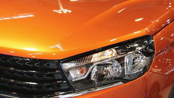 В Сети появились первые снимки эксклюзивной Lada Vesta Signature