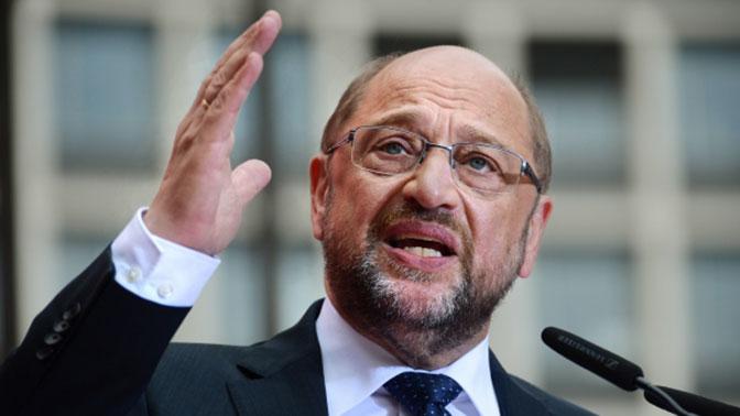 Лидер СДПГ Мартин Шульц объявил о своей отставке