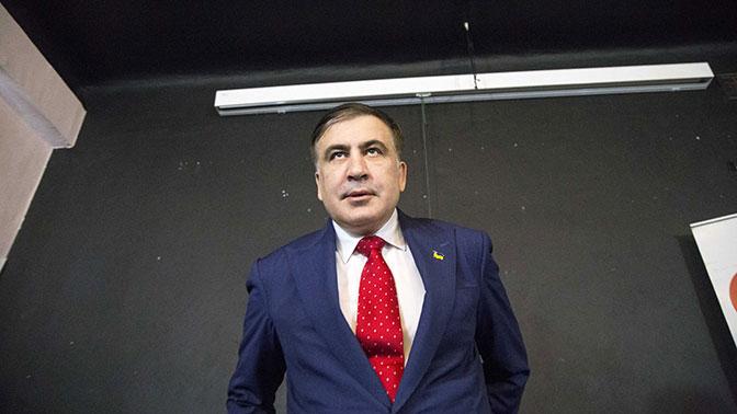 Саакашвили заявил о планах объехать всю Европу