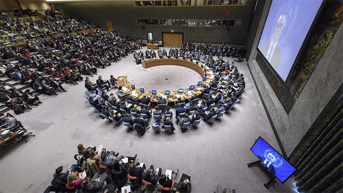 В Совбезе ООН задумались о предоставлении гуманитарной помощи боевикам в Сирии