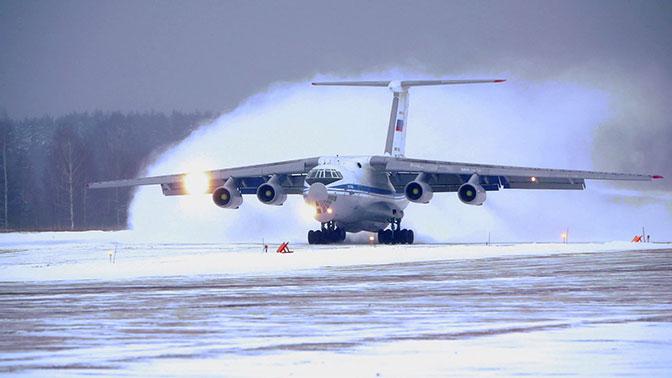 Покорители снежных полос: как российская военно-транспортная авиация осваивает северные аэродромы