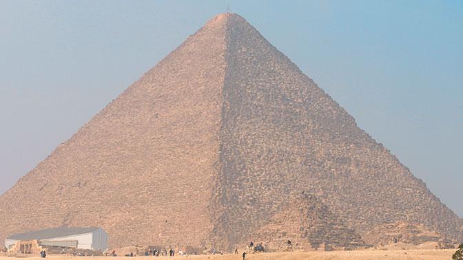 Археолог разгадал главную тайну строительства египетских пирамид