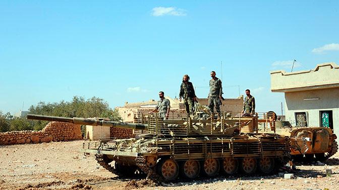 США неисключили использования военной силы против Сирии