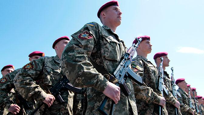 Генштаб ВСУ: Украина готовится к «полномасштабной войне» с Россией