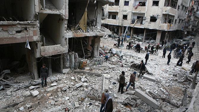 США препятствуют принятию в СБ ООН резолюции РФ по Сирии