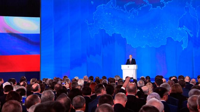 Россия создает новое оружие в ответ на действия США – Путин