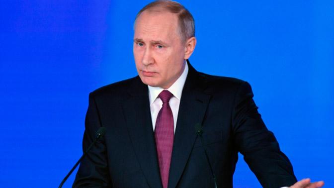 Ответ налюбое нападение будет молниеносным — Путин