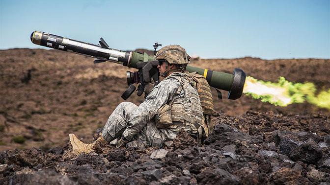 Вашингтон дал соглашение  напоставки Украине смертельного  оружия