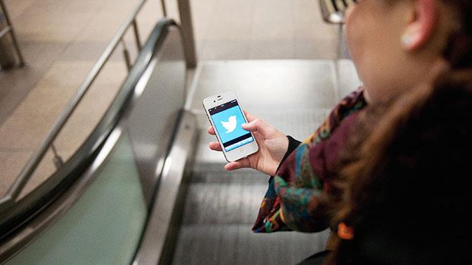 В социальная сеть Twitter возникла функция закладок