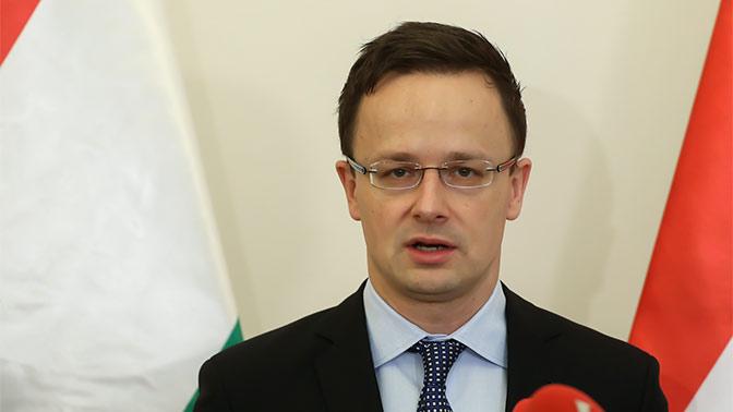МИД Венгрии обвинил Украину в нанесении «ударов в спину» Европе