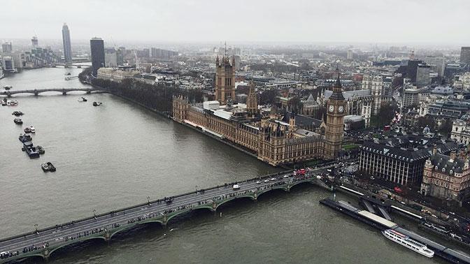 Великобритания в марте получит партию российского сжиженного газа - СМИ