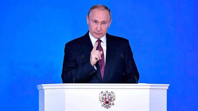 Послание Путина вызвало настоящую истерику на Западе – политолог