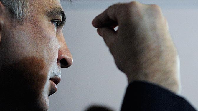Саакашвили хочет  доконца года вернуться вгрузинскую политику