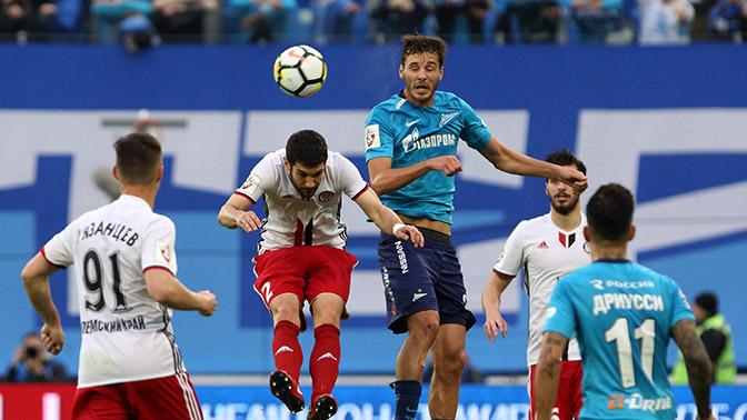 РФС отказал «Зениту» в переигровке спорного матча с «Амкаром»