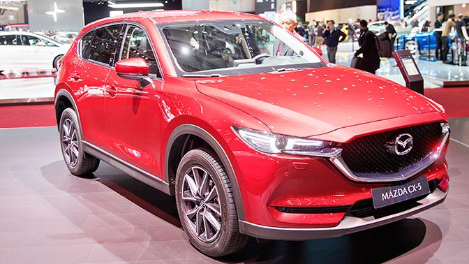ВЖеневе назвали претендентов название «Всемирный автомобиль года»
