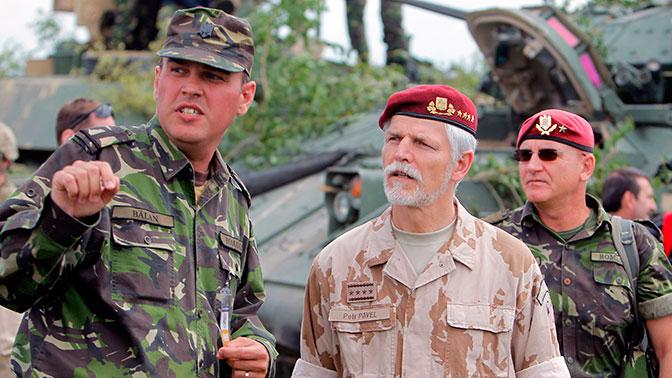 В НАТО признали, что никакой агрессии РФ против стран Балтии нет