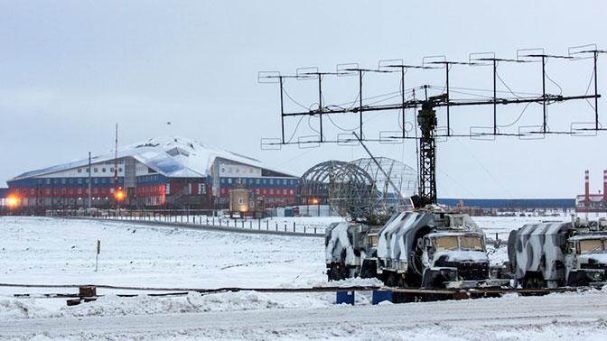 В НАТО признали, что «не поспевают» за Россией в Арктике