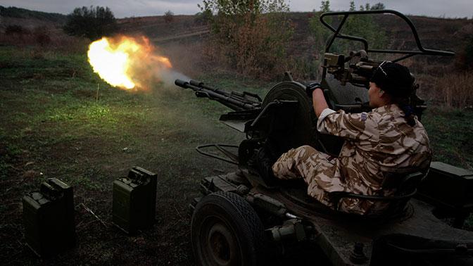 СМИ: Порошенко готовит быструю силовую зачистку Донбасса