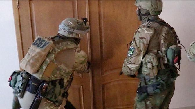СБУ устроила серию обысков у«пособников России»