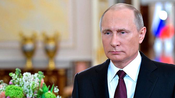 Путин выразил соболезнования в связи со смертью Олега Табакова