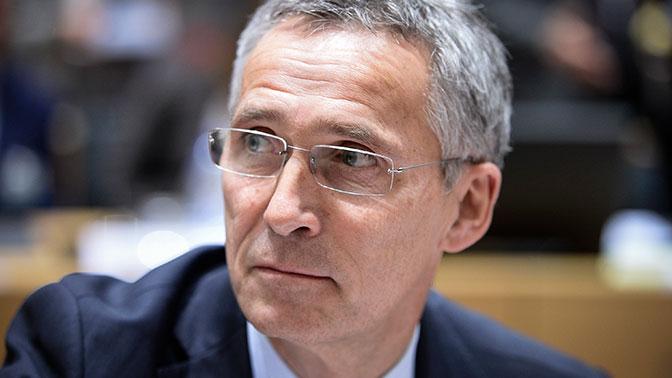 Генсек НАТО поддержал позицию Великобритании в отношении России