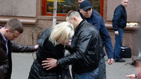 На Украине объявили в розыск экс-супруга Максаковой