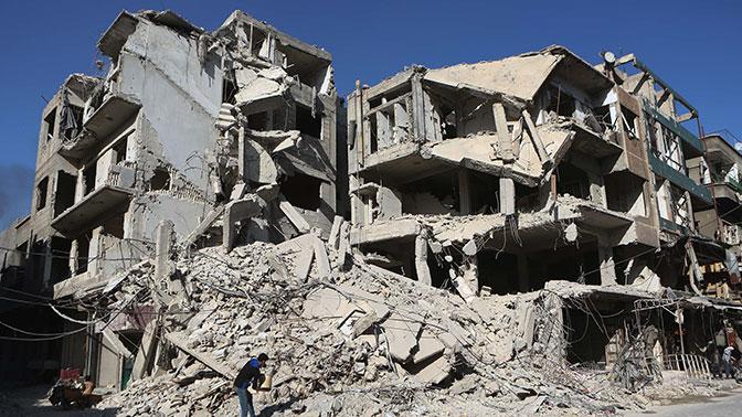 С.Лавров: США препятствуют мирному урегулированию ситуации вСирии