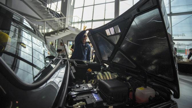 Стало известно, как будет выглядеть новая Lada 4x4