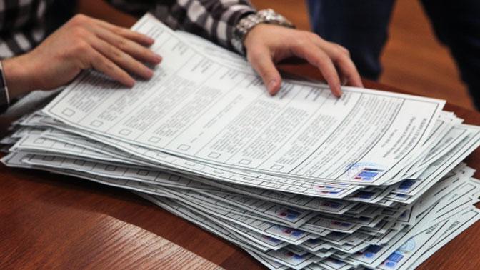 Избирательные участки открыты отДальнего Востока доСибири