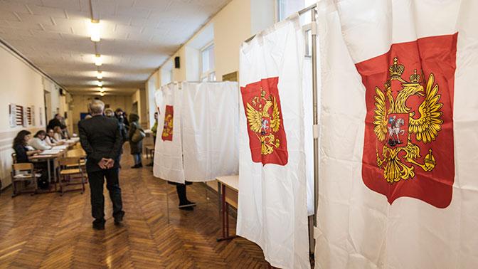 Путин набирает неменее 90% голосов избирателей в 5-ти областях страны