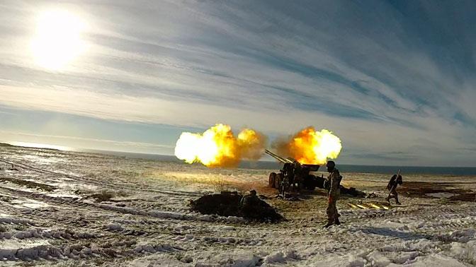 ВДНР сообщили обобстреле украинскими силовиками окраин Горловки