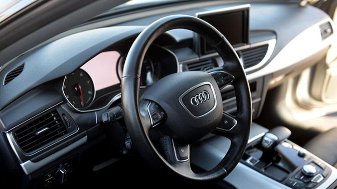 Ауди отзывает в РФ автомобили 6-ти моделей
